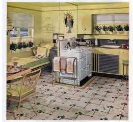 1940s Kitchen Design Dragons Dinos And Dresses Kitchen