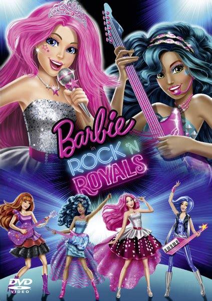 film barbie in rock n royals barbie in rock n royals dvd release date 31 august