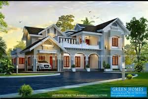 Kerala Home Design Thiruvalla by Green Homes
