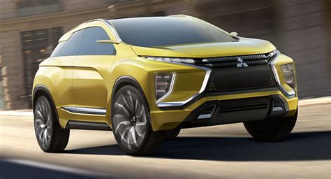 American Home Design Reviews by Mitsubishi Will Unveil A New Compact Suv In 2017 For North