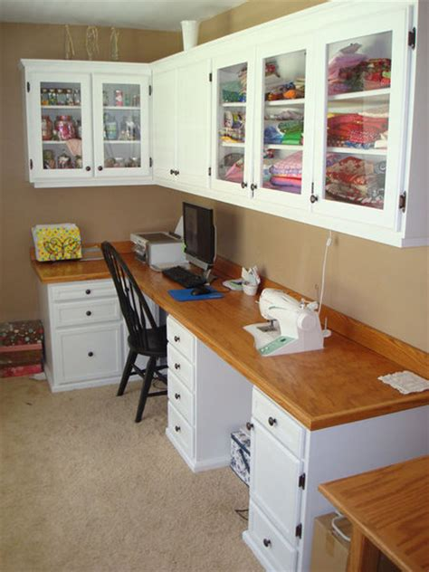 craft room storage cabinets really neat storage and crafting space for sewing or other