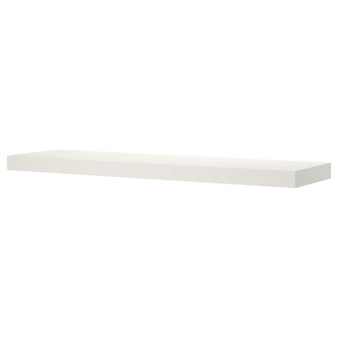Floating Shelf Lack by Lack Floating Wall Shelf Display Concealed Mounting