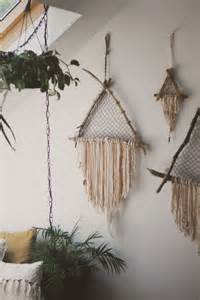 Bohemian Wall Decor by Triangle Dreamcatcher