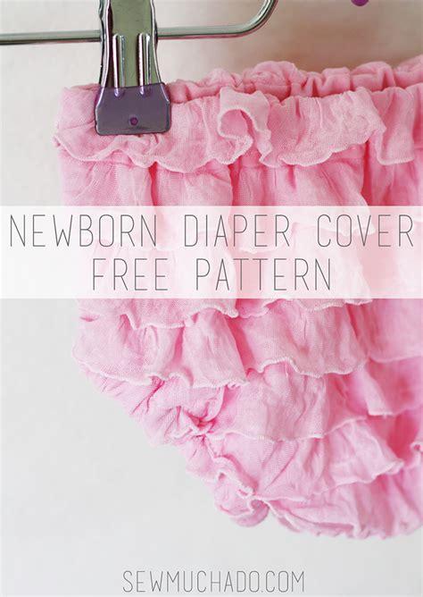 Bebibum Newborn Cover Only newborn ruffle fabric cover tutorial and free pattern sew much ado