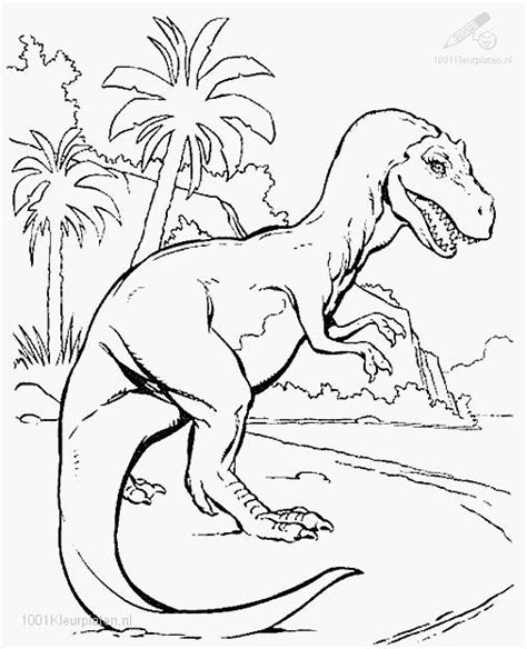 animal dinosaurs coloring pages prehistoric dinosaur coloring page