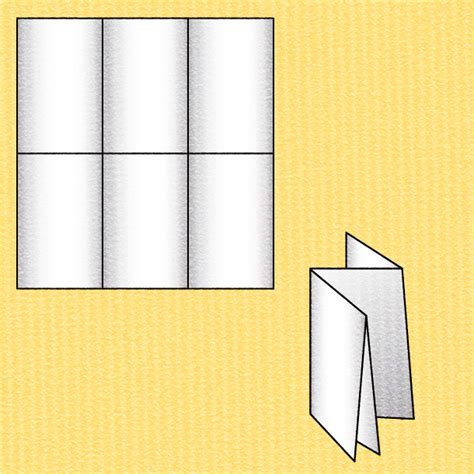 How To Fold Paper Into Brochure - 15 fold types for every brochure printaholic