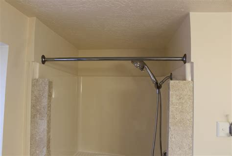 curtain rods installation allen roth curtain rod installation home design ideas