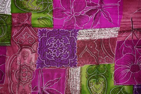 Selimut Patchwork Motif Purple Flower free photo background patchwork flowers free image on pixabay 1241215