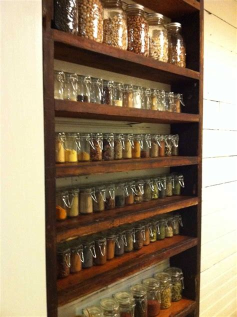 Built In Spice Rack Spice Rack Eclectic Entry Philadelphia By