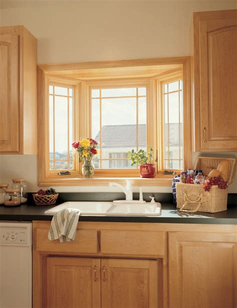 Kitchen Bay Window Ideas | decoration brilliant kitchen window ideas with adorable