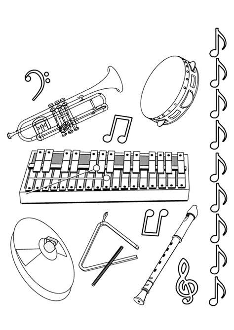 chinese instruments coloring pages coloriage instruments de musique et notes