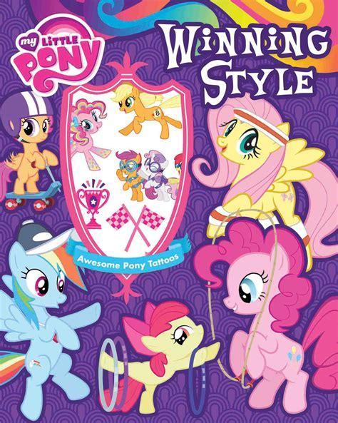 my pony ponyville mysteries peryton panic books my pony winning style book by hasbro my