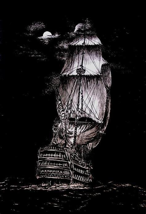 boat drawing ink 133 best images about ink illustration on pinterest ship