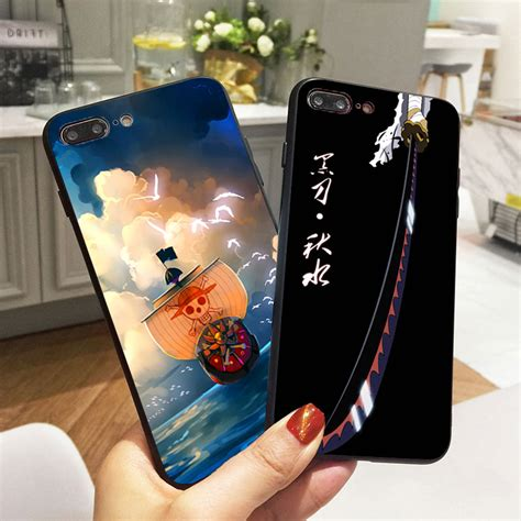 japanese anime  piece cases  iphone  xr xs max case