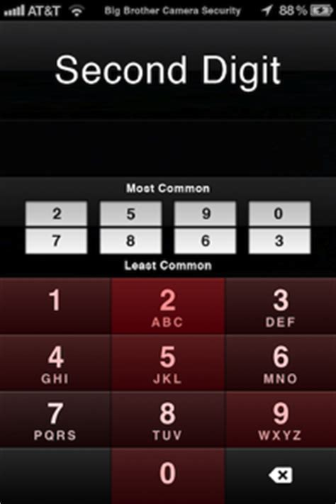 pattern password on iphone most common iphone passcodes daniel amitay