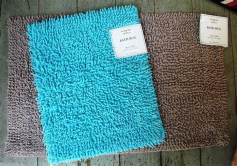bathroom shag rug turquoise blue shag bath rug 100 cotton bath mat 18 x 28