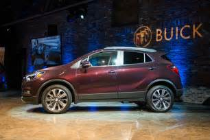 Buick Oncore 2017 Buick Encore Revealed Gm Authority