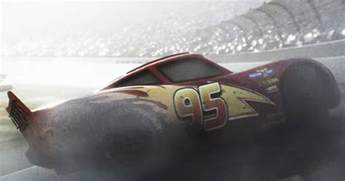Lightning Destroys Car Cars 3 Trailer Lightning Mcqueen Destroyed In Fiery