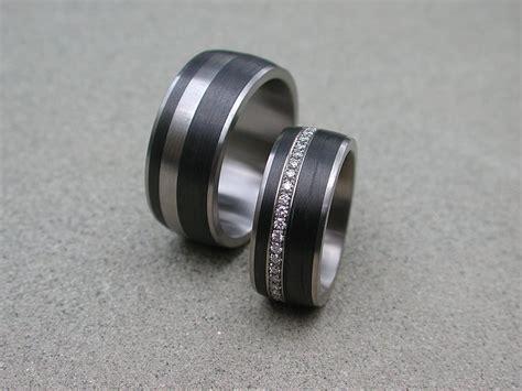 Eheringe Holz Ringe by Aus Carbon Mit Diamanten Brillanten In Bern Schweiz