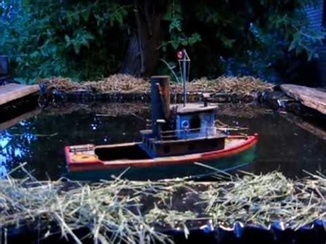 how to make a homemade putt putt boat homemade model tug boat and putt putt toy steam engine
