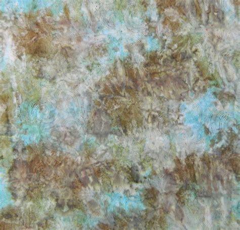 Batik Patchwork Fabric - quilting patchwork batik fabric browns blues splash wide