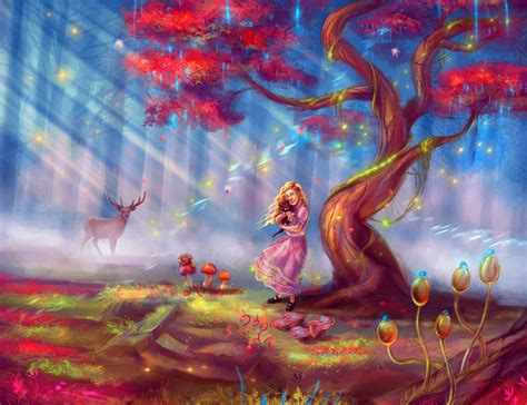 magic tree magic tree by veravoyna on deviantart