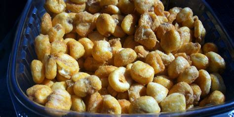 how to make doodle nuts corn nuts hominy