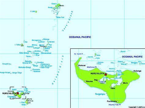 tonga on a world map map of tonga maps worl atlas tonga map maps