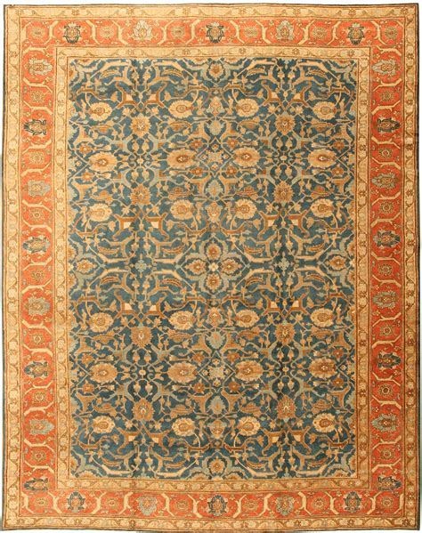 Antique Rugs Tabriz Rug Antique Carpet 41622 By Nazmiyal