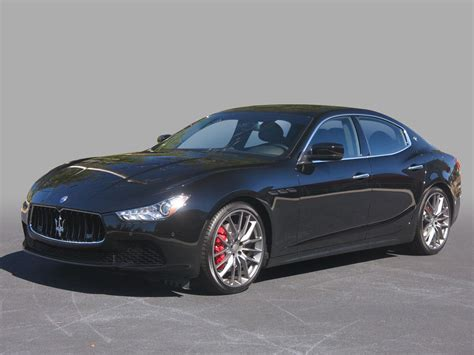 maserati sedan 2015 2015 maserati ghibli information and photos zombiedrive