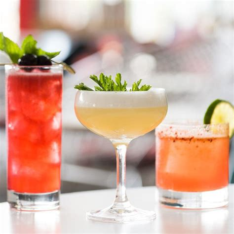your restaurant can create innovative cocktails