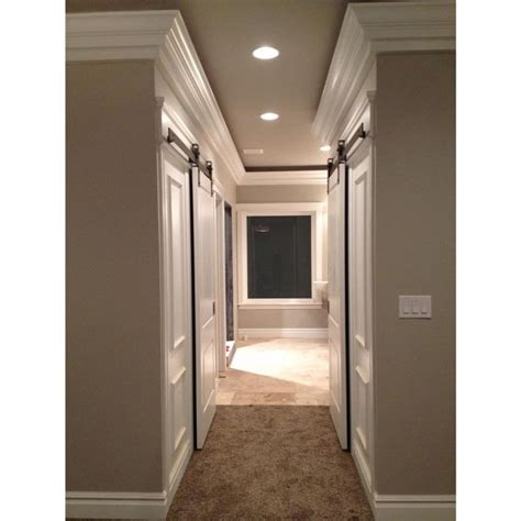 Custom Interior Sliding Doors 1000 Images About Barn Door Hardware On Pinterest Sliding Barn Doors Alternative To And Flats