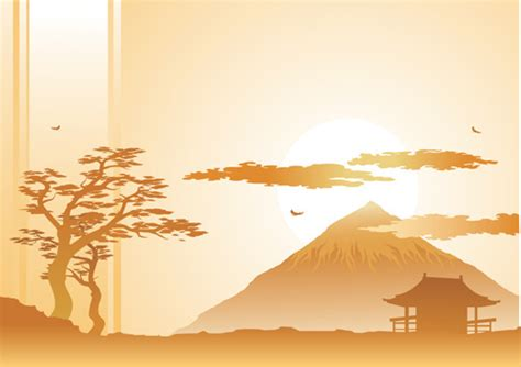 Japan Free Vector Download 404 Free Vector For Japanese Powerpoint Template