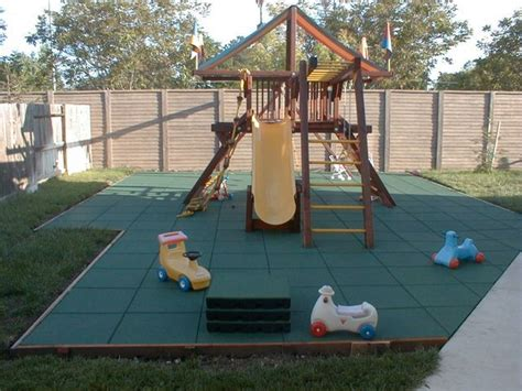 playground tiles  work great   reuse