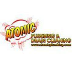Atomic Plumbing by Atomic Plumbing Drain Cleaning Business Militarybridge