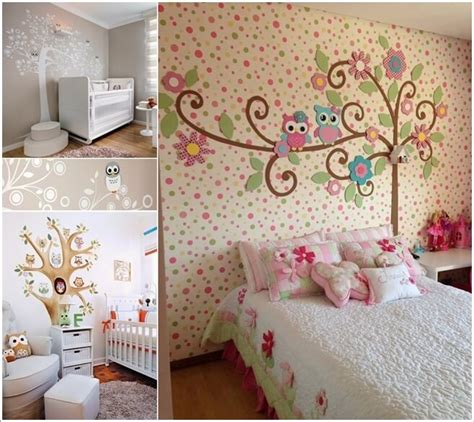 cute ways to decorate your room walls amazing ways to 15 cute ways to decorate your kids room with owl inspiration