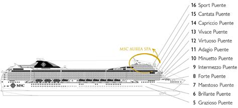 cabine msc musica deck virtuoso 12 of the ship msc musica msc cruises