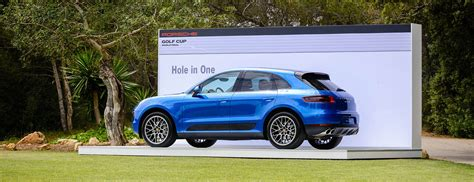 Porsche Cup Golf by Porsche Golf Cup World 2015 Porsche Middle East