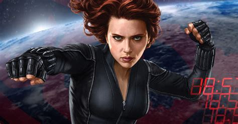 black widow movie scarlett johansson explains why a black widow movie hasn t