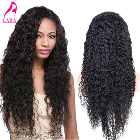 black hairstyles for wet and wavy hair brazilian virgin hair human hair wigs 7a wet and wavy full