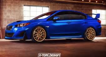 Subaru Sti Impreza Carscoops Subaru Impreza