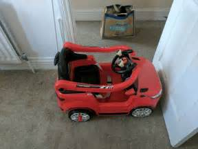 Electric Car Gumtree Subject To Collection Childs Electric Car In