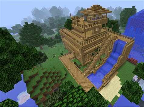 how to make a wooden house in minecraft wooden house minecraft project