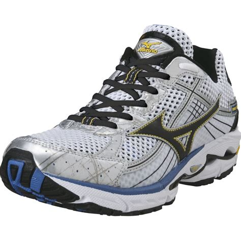 mizuno running shoes wave rider 15 wave rider 15 road running shoes mens at northernrunner