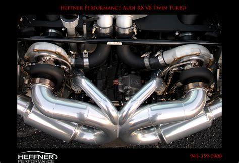 Audi V8 Turbo by Heffner Performance Turbo Audi R8 V8 4