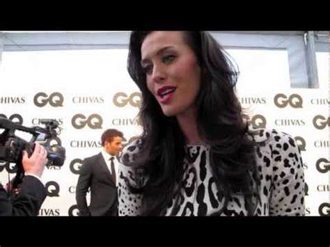 feredes: megan gale interview at gq'