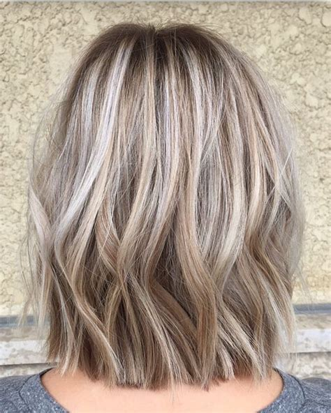 ash blonde to blend grey pin by philip on hairstyle pinterest covering gray