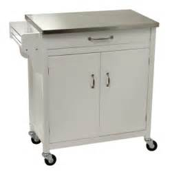 kitchen island cart stainless steel top kitchen design