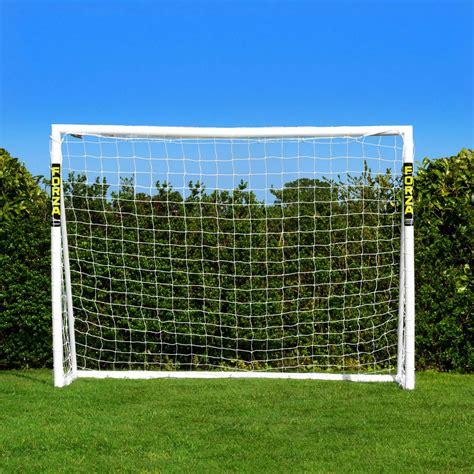 Soccer Goal 8 x 6 forza soccer goal post net world sports usa