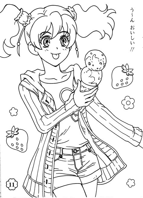 pretty coloring book books anime glitter coloring pages coloring pages